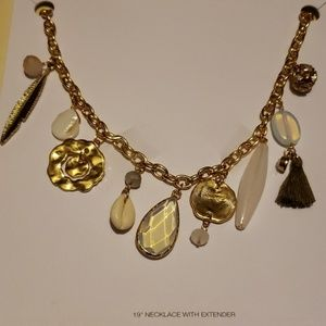"""19"""" Necklace with extender"""